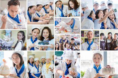 成都红叶谷西点蛋糕培训学校