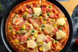 玛格利塔西餐披萨