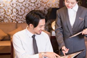 餐饮开店服务员沟通技巧和推销技巧分析