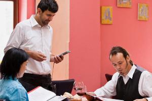 餐厅服务员工作流程标准