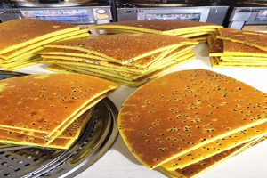 五谷杂粮红豆烤饼培训