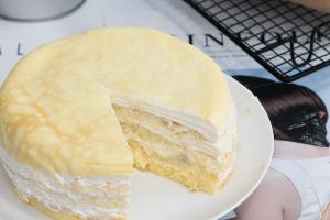 长沙千层蛋糕培训