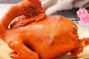 绍兴食为先仙庙烧鸡课程实训