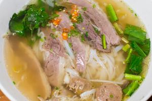 广州猪杂汤粉培训班