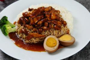 天津台湾卤肉饭培训