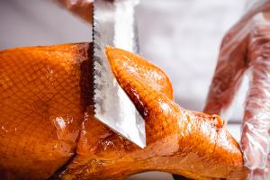 西安英佳尔北京烤鸭培训班
