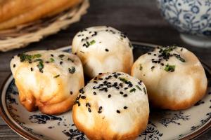 贵阳食尚香上海小吃生煎包培训班