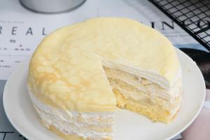 广州银河天幕千层蛋糕培训班