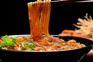 南京食尚香酸辣粉培训班