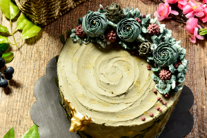 中山银河天幕创意蛋糕培训班