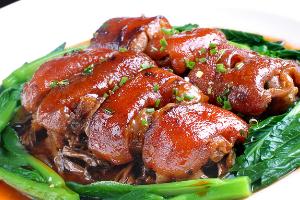 南京食尚香隆江猪脚饭培训班
