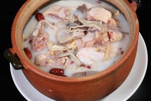 广州食尚香猪肚包鸡火锅培训班
