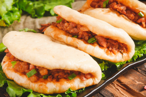 济南食尚香陕西肉夹馍培训班