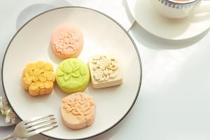 重庆食尚香中式糕点培训班
