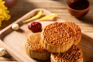 西安食尚香月饼培训班