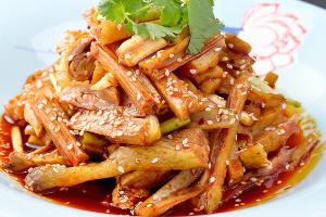 西安食尚香红油拌菜培训班