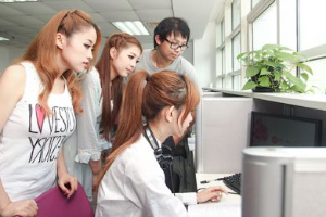 广州樱花中级日语强化培训班