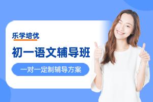 杭州乐学初一语文辅导班