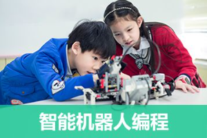 广州童程童美智能机器人编程培训班