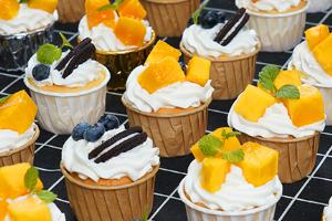 绍兴食为先杯子蛋糕制作实训班