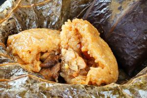 东莞食为先糯米鸡制作实训班