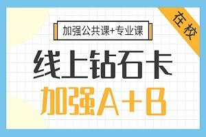 北京海文2022考研加强A+B钻石卡